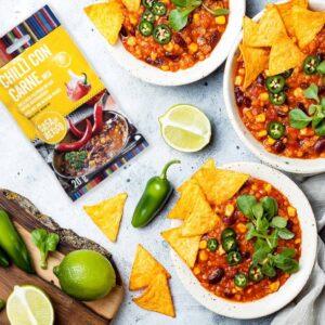 Chilli sin Carne Casa de Mexico