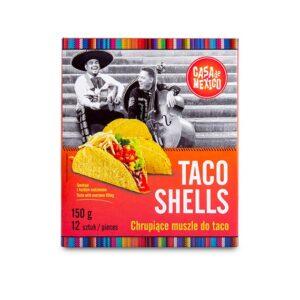 Taco shells 120g Casa de Mexcio