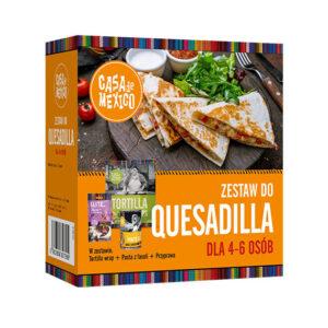 Zestaw Quesadilla 690g Casa de Mexico